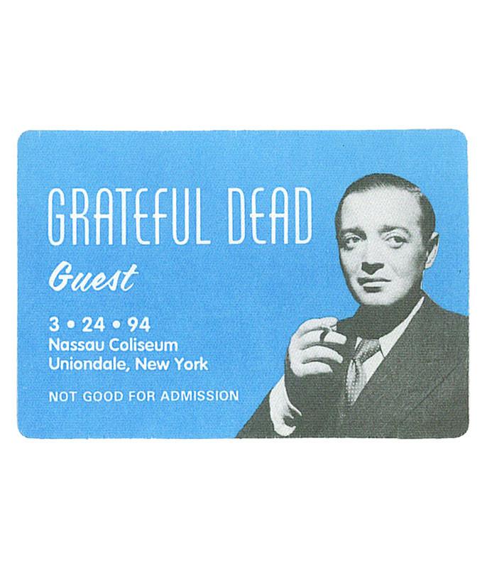 Grateful Dead 1994 03-24 Backstage Pass
