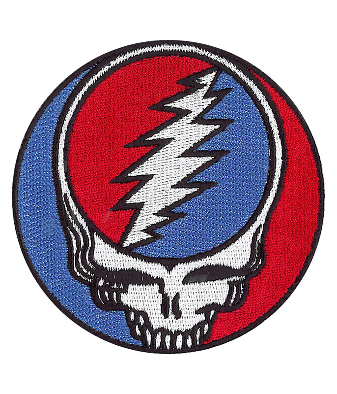 Grateful Dead GD SYF Patch