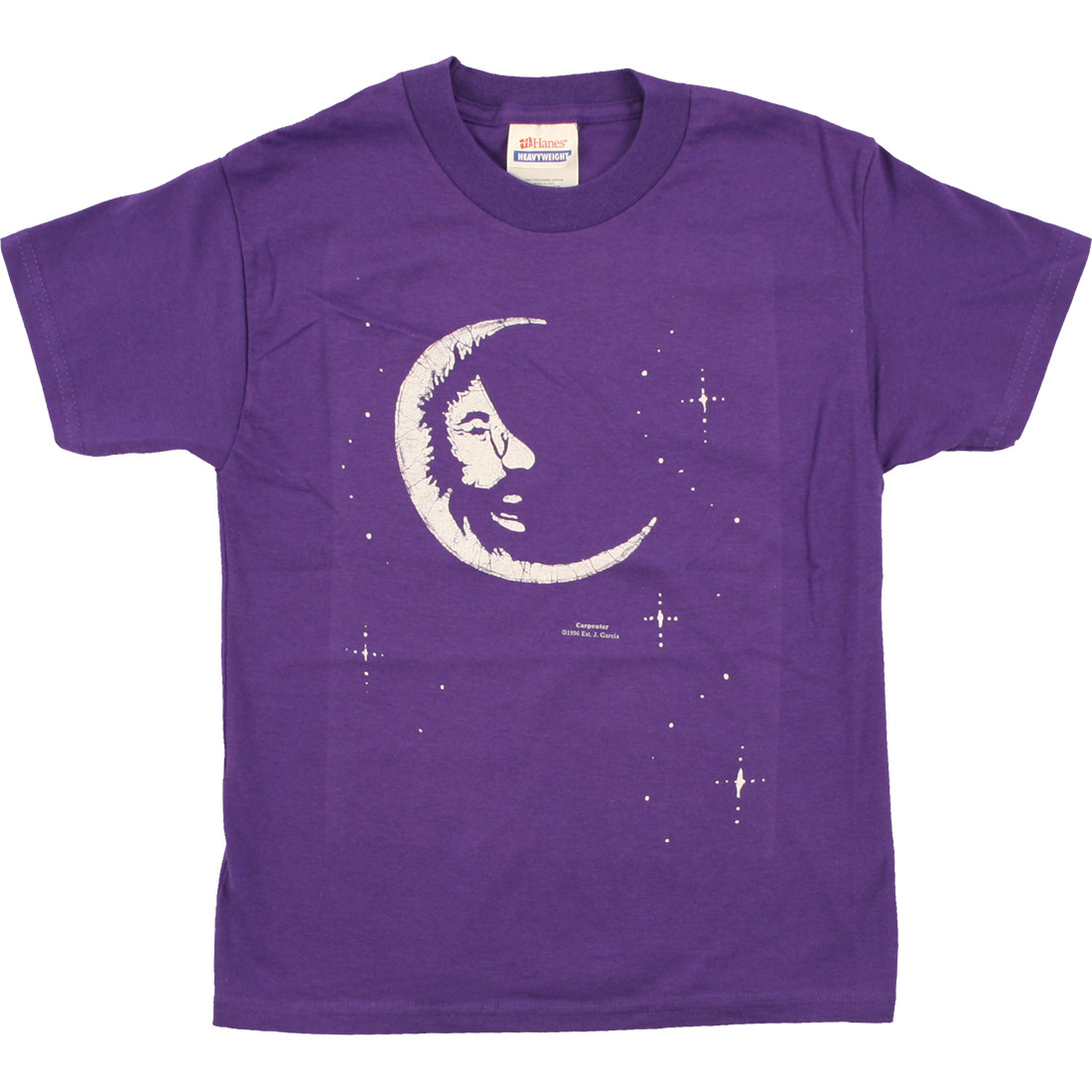 Jerry Moon Youth Purple T-Shirt