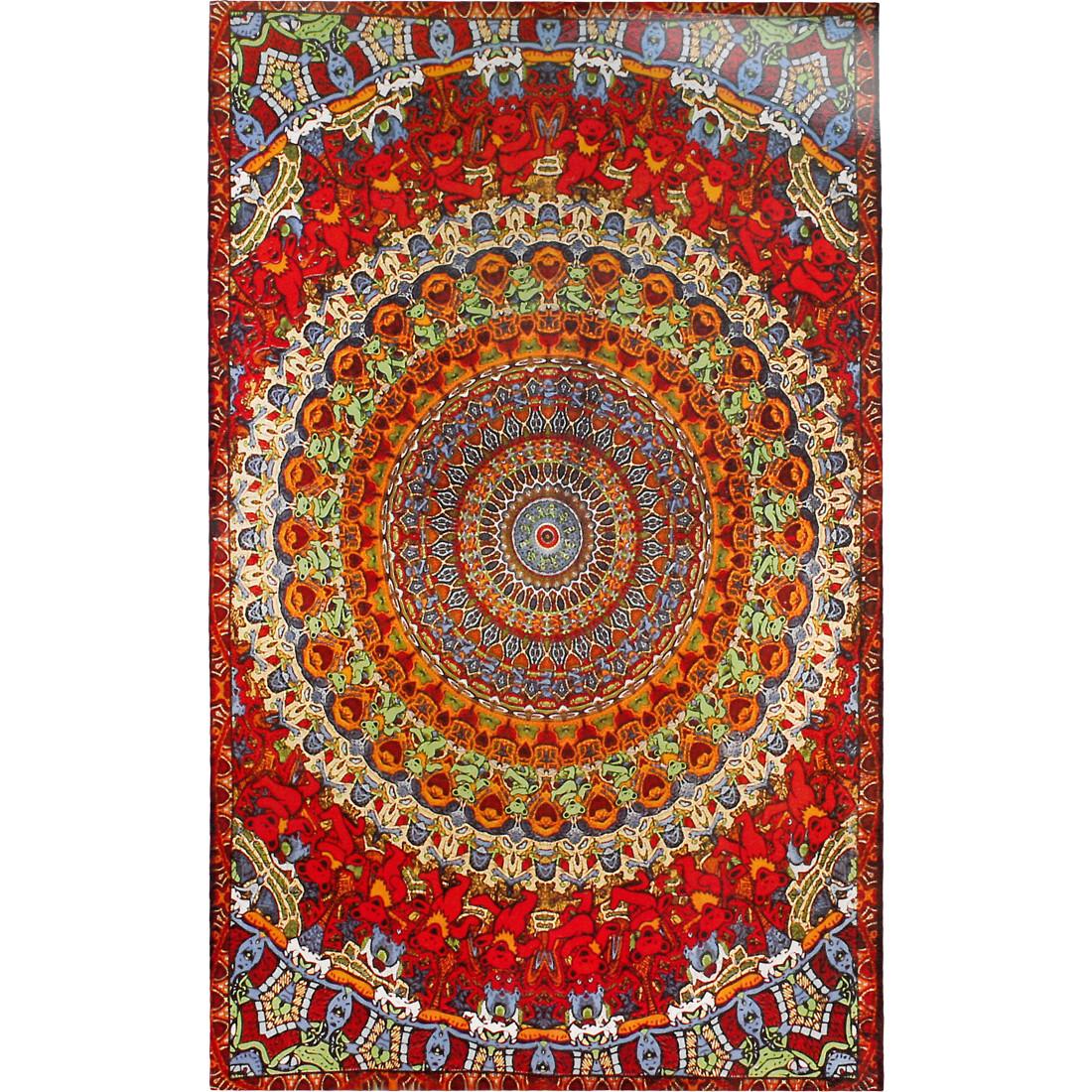 GD Bear Vibrations Tapestry