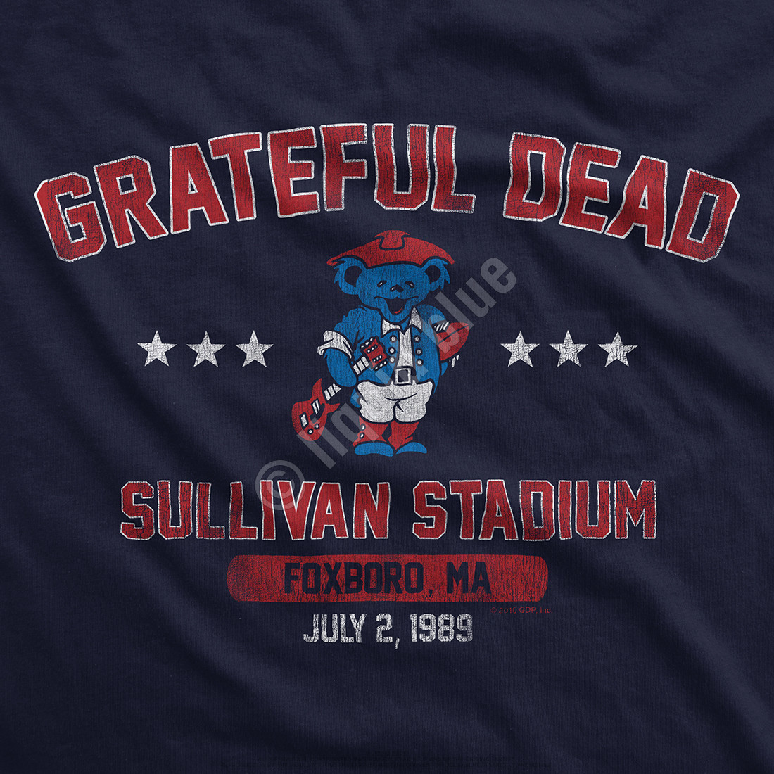 Patriot Dead Navy T-Shirt