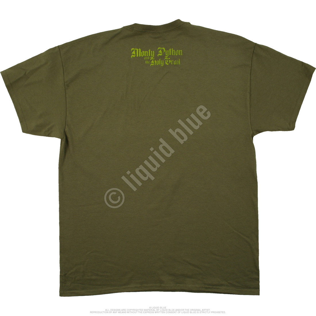 Knights Of Ni Green T-Shirt