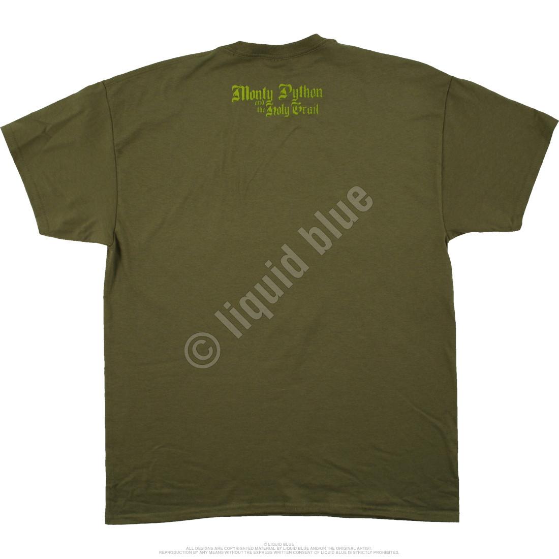 Knights Of Ni Green T-Shirt