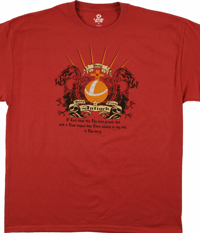 Antioch Red T-Shirt