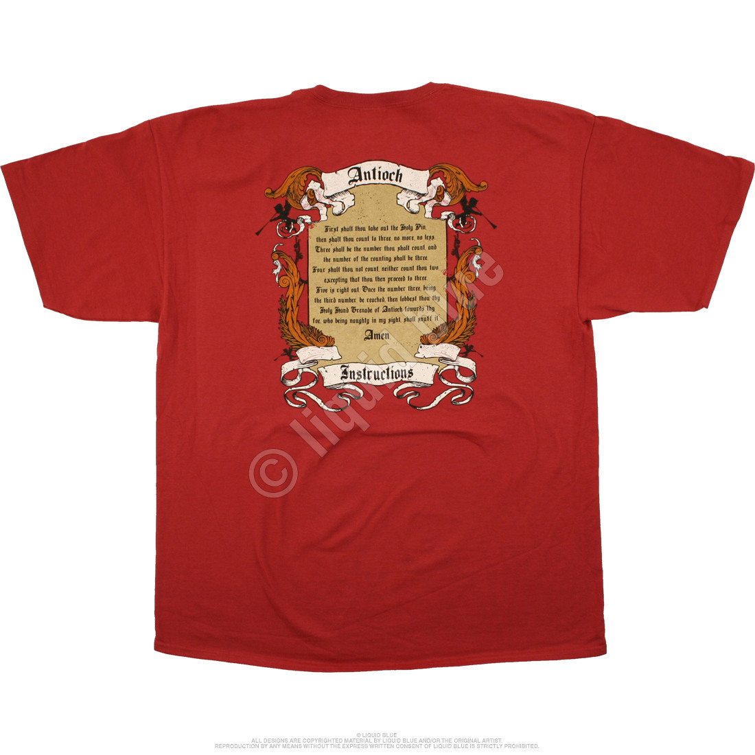 Antioch Red T-Shirt