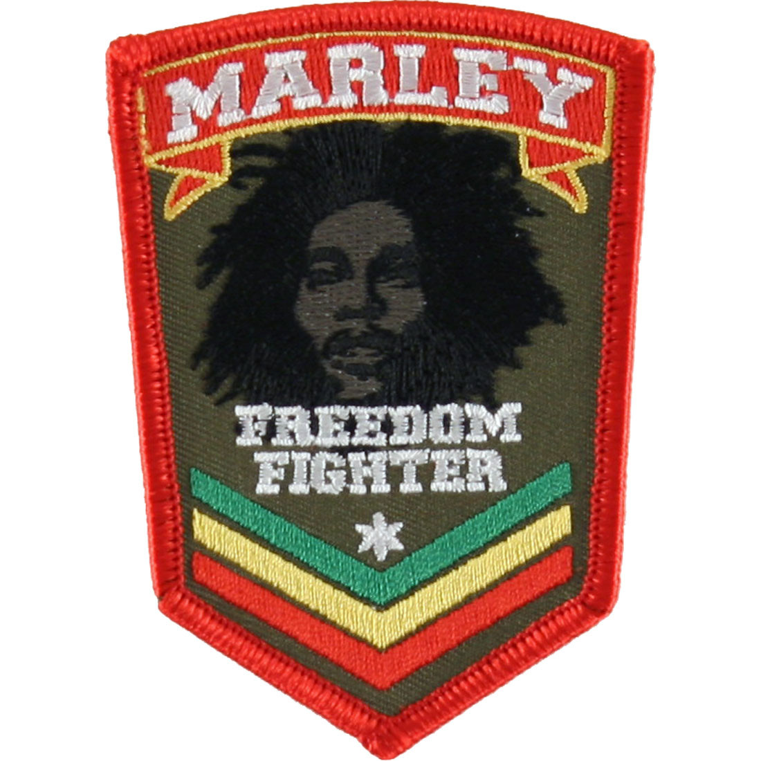 Marley Stripes Patch