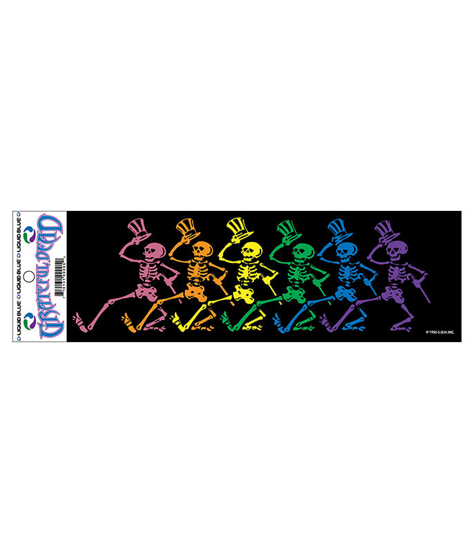 RAINBOW DANCERS STICKER