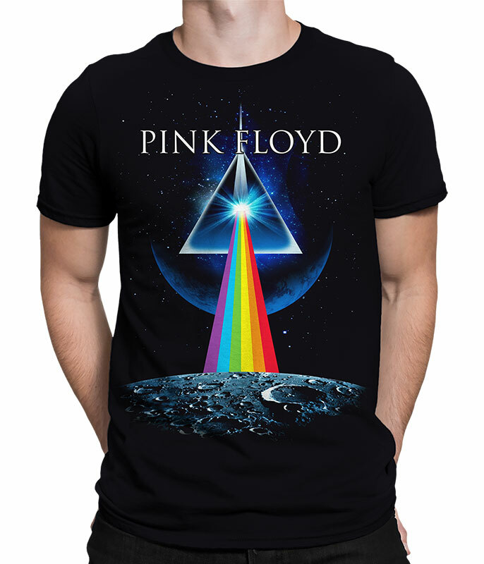 Dark Side Invasion Black T-Shirt