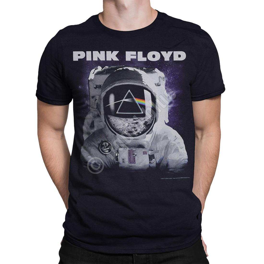 Spaceman Black T-Shirt