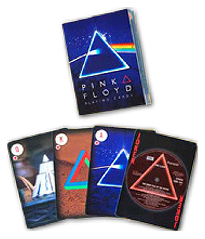 Pink Floyd Dark Side Playing Cards