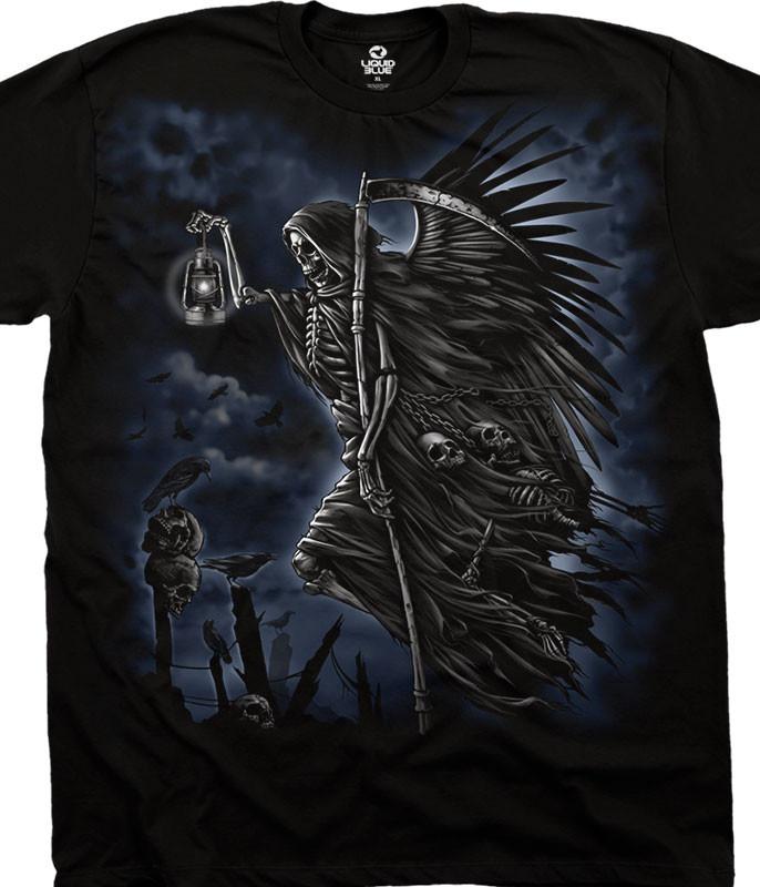 Soul Taker Black T-Shirt