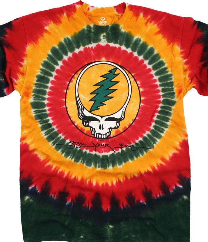 Rasta SYF Tie-Dye T-Shirt
