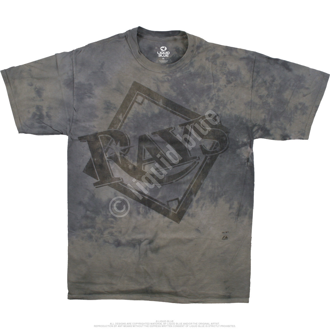 Tampa Bay Rays Tonal Tie-Dye T-Shirt - Clearance 30% OFF