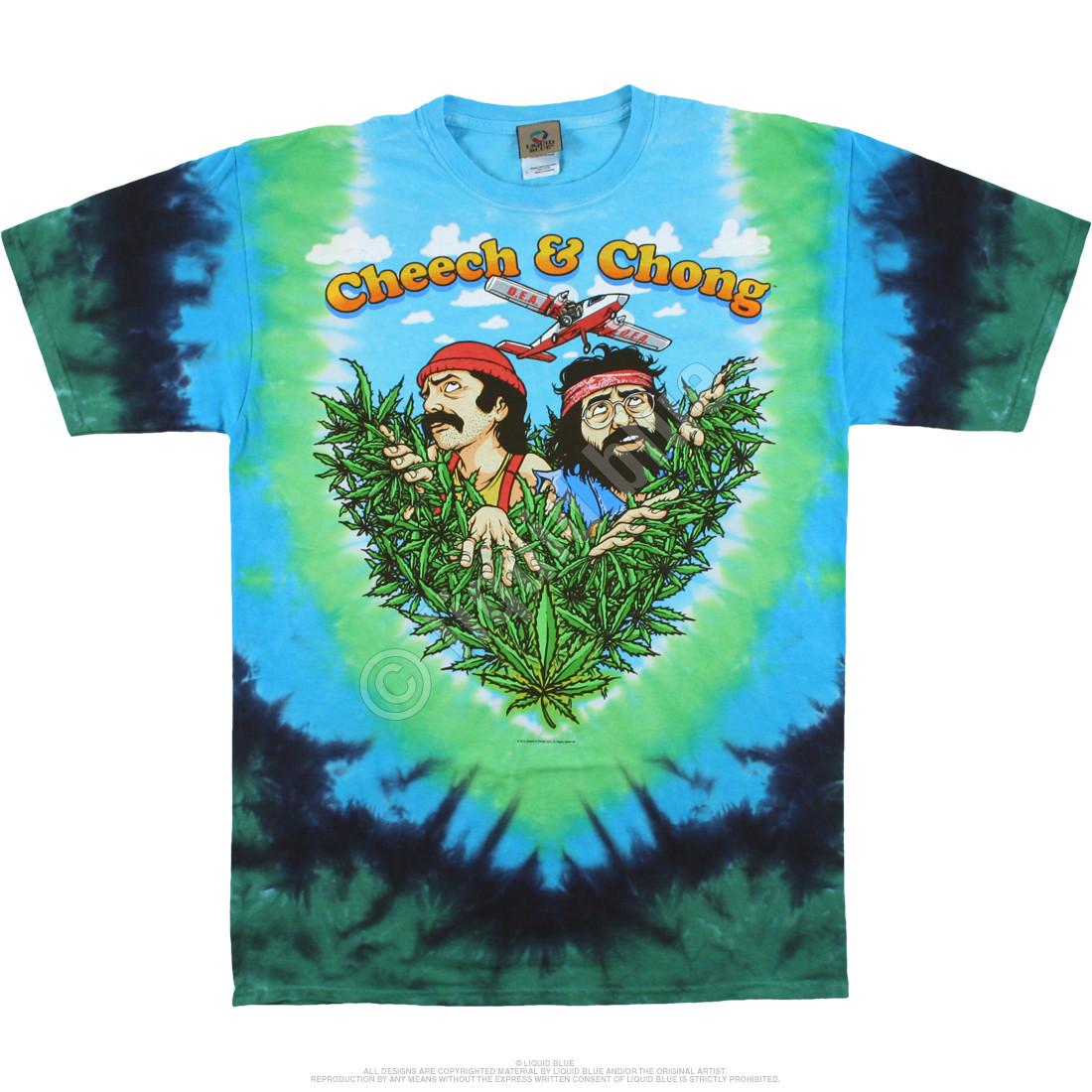 Field Of Dreams Tie-Dye T-Shirt