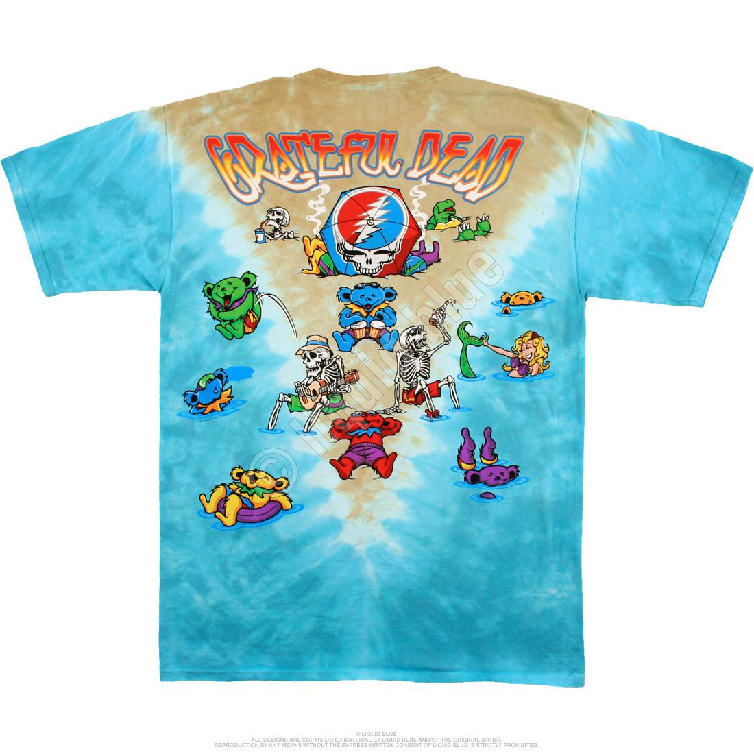 Jam Bake Tie-Dye T-Shirt