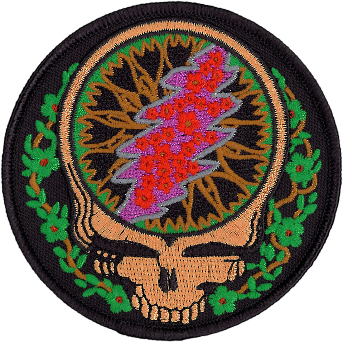 GD SYF Vines And Roses Patch