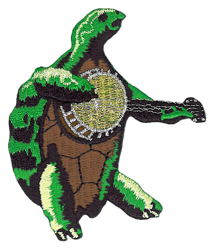 GD TERRAPIN BANJO PATCH