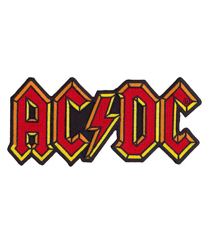 AC/DC Logo Patch