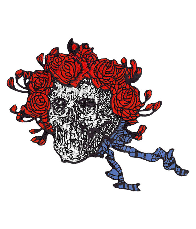 Grateful Dead GD Bertha Patch