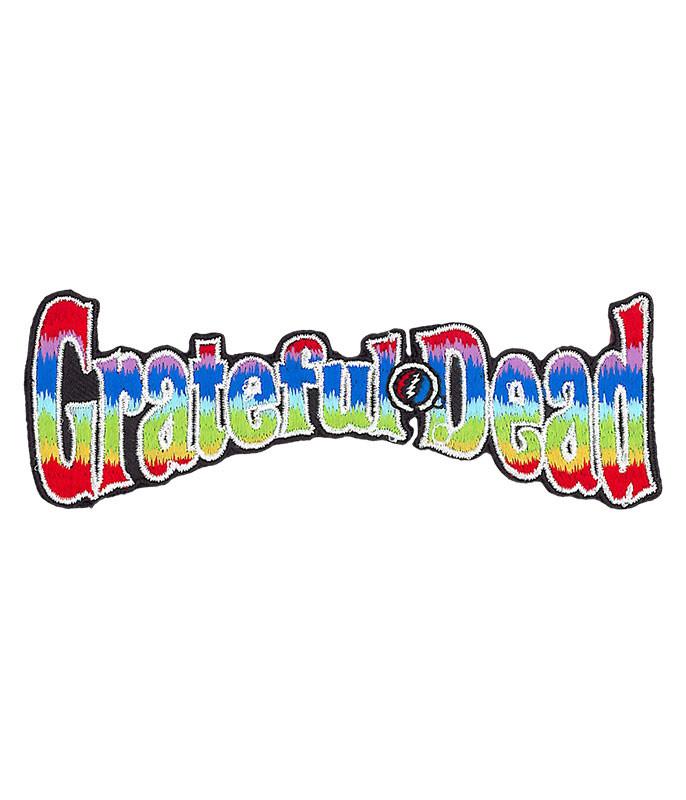 GD Rainbow Logo Patch