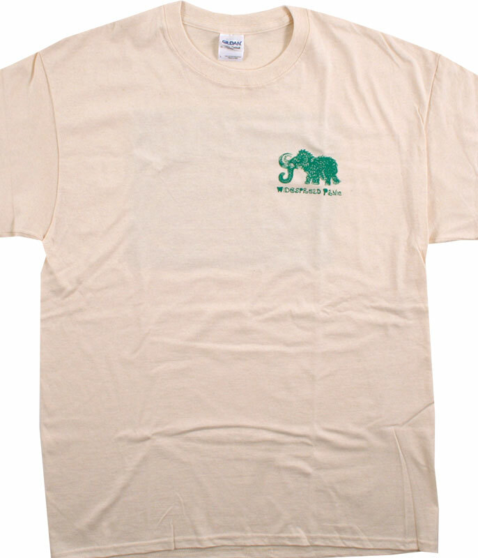 Widespread Big Wooly Tan T-Shirt