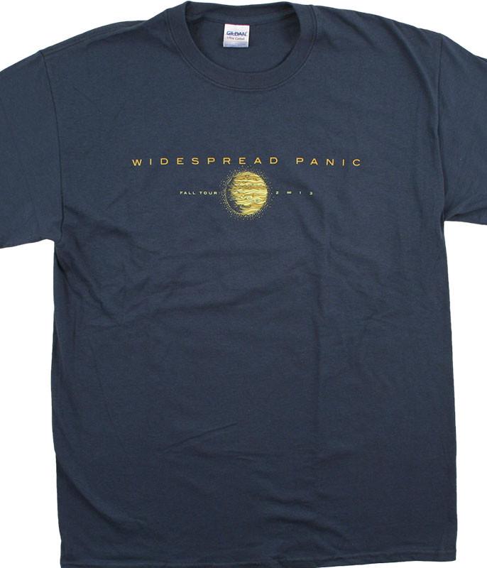 Widespread Blue Turtle Navy T-Shirt