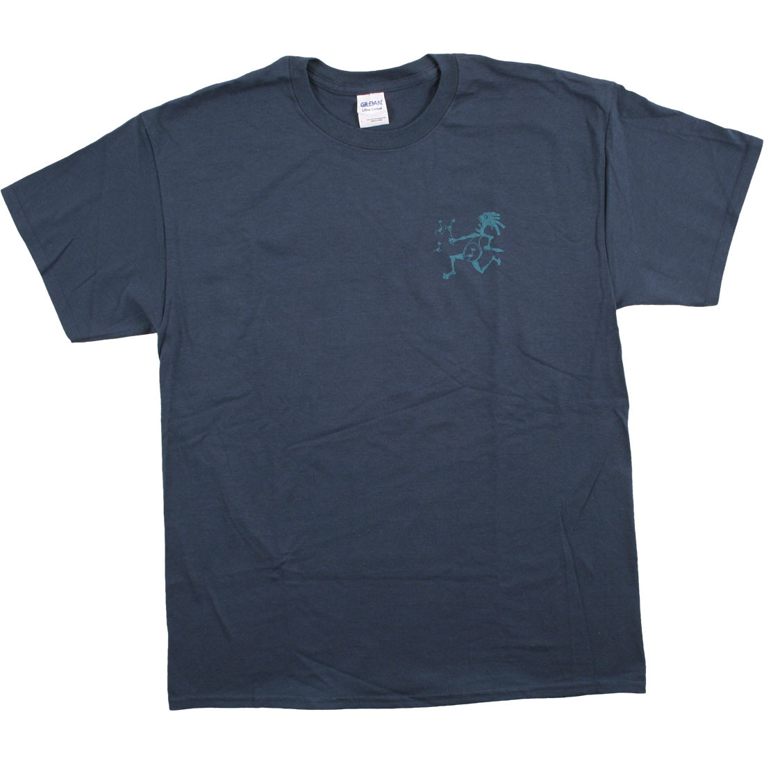 Widespread Note Eater Navy T-Shirt
