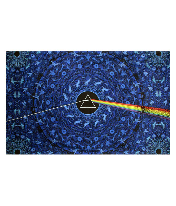 PF DARK SIDE LYRIC 3D TAPESTRY