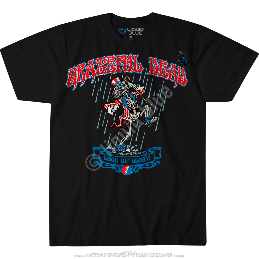 Good Ol Glory Custom T-Shirt