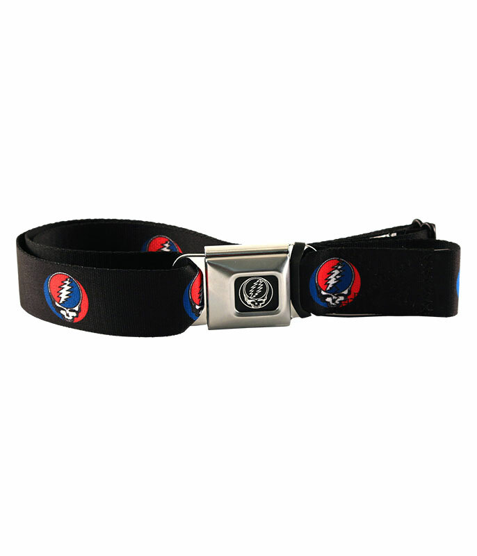 SYF Logo Seatbelt Belt Black