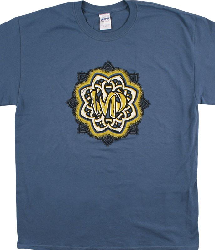 Widespread Celtic Knot Blue T-Shirt