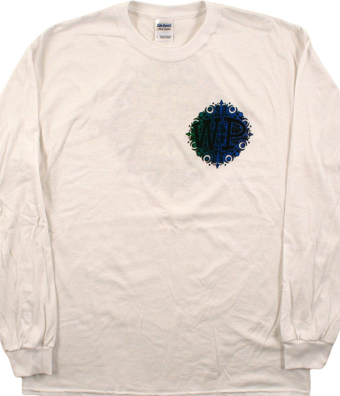 Widespread Snowflake White Long Sleeve T-Shirt