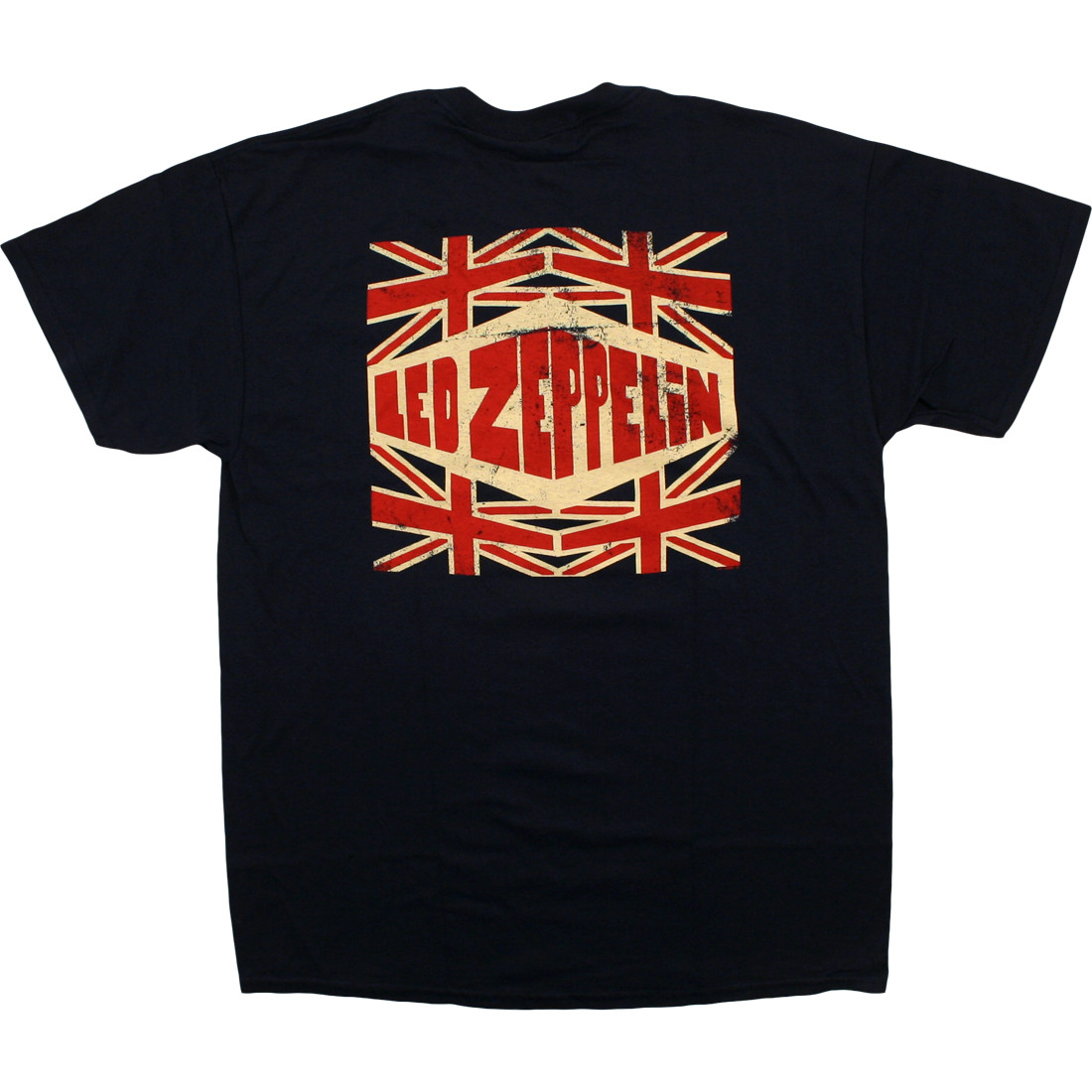 Led Zep Legend Navy T-Shirt