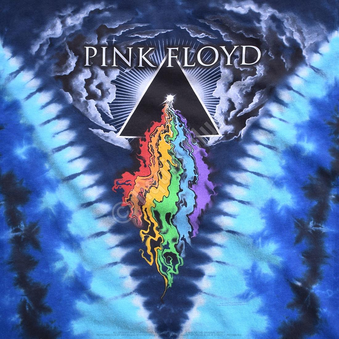 Prism River Tie-Dye T-Shirt