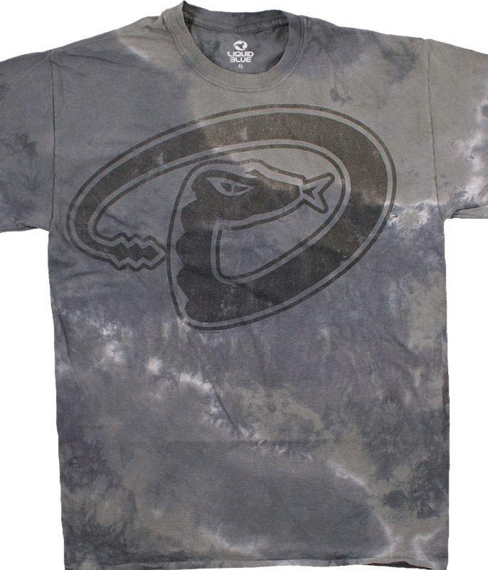 ARIZONA DIAMONDBACKS TONAL TIE-DYE T-SHIRT