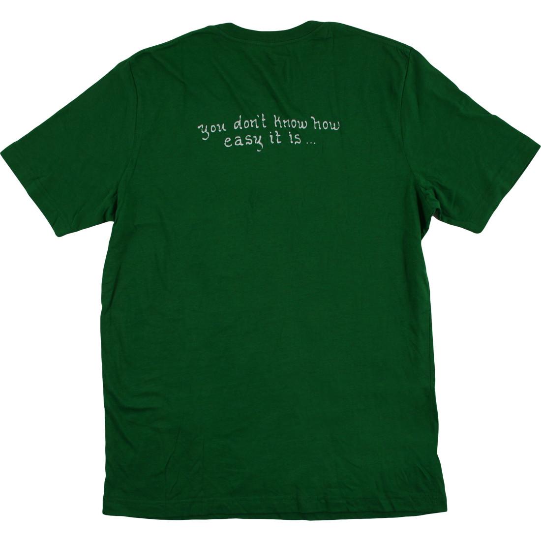 Brent Mydland Green T-Shirt