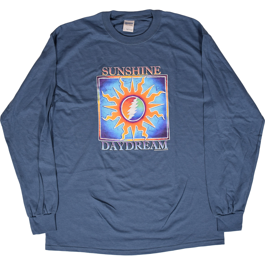 GD Sunshine Daydream Blue Long Sleeve T-Shirt