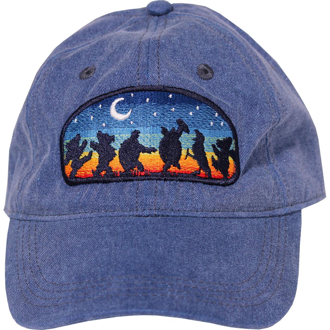 GD Moondance Denim Baseball Cap