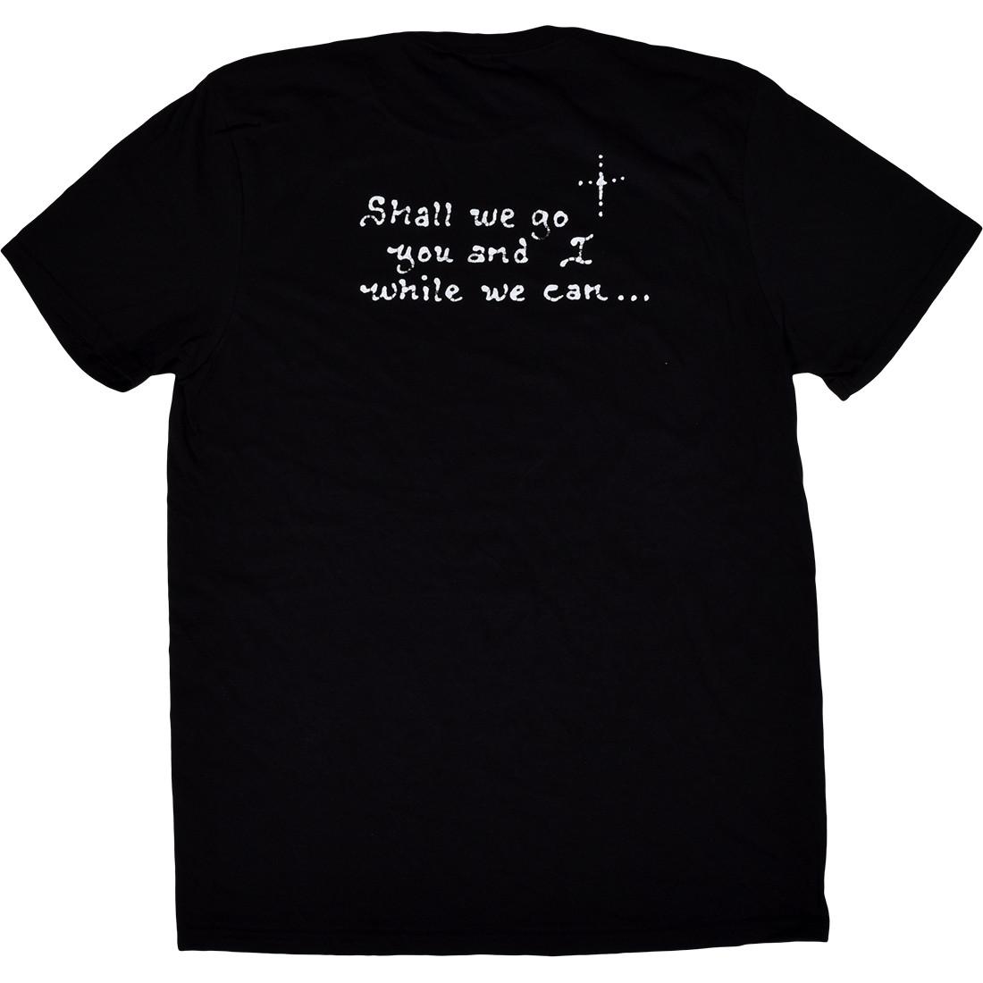 Jerry Moon Black T-Shirt