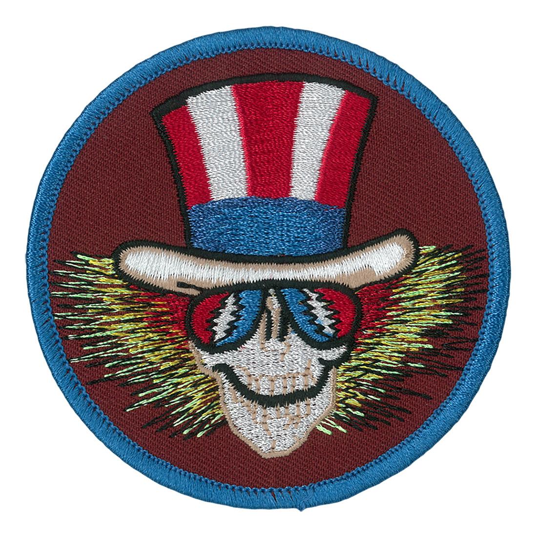 GD Uncle Sam Circle Patch