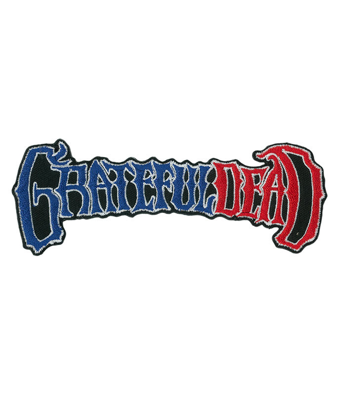 GD Red, White and Blue Logo Patch