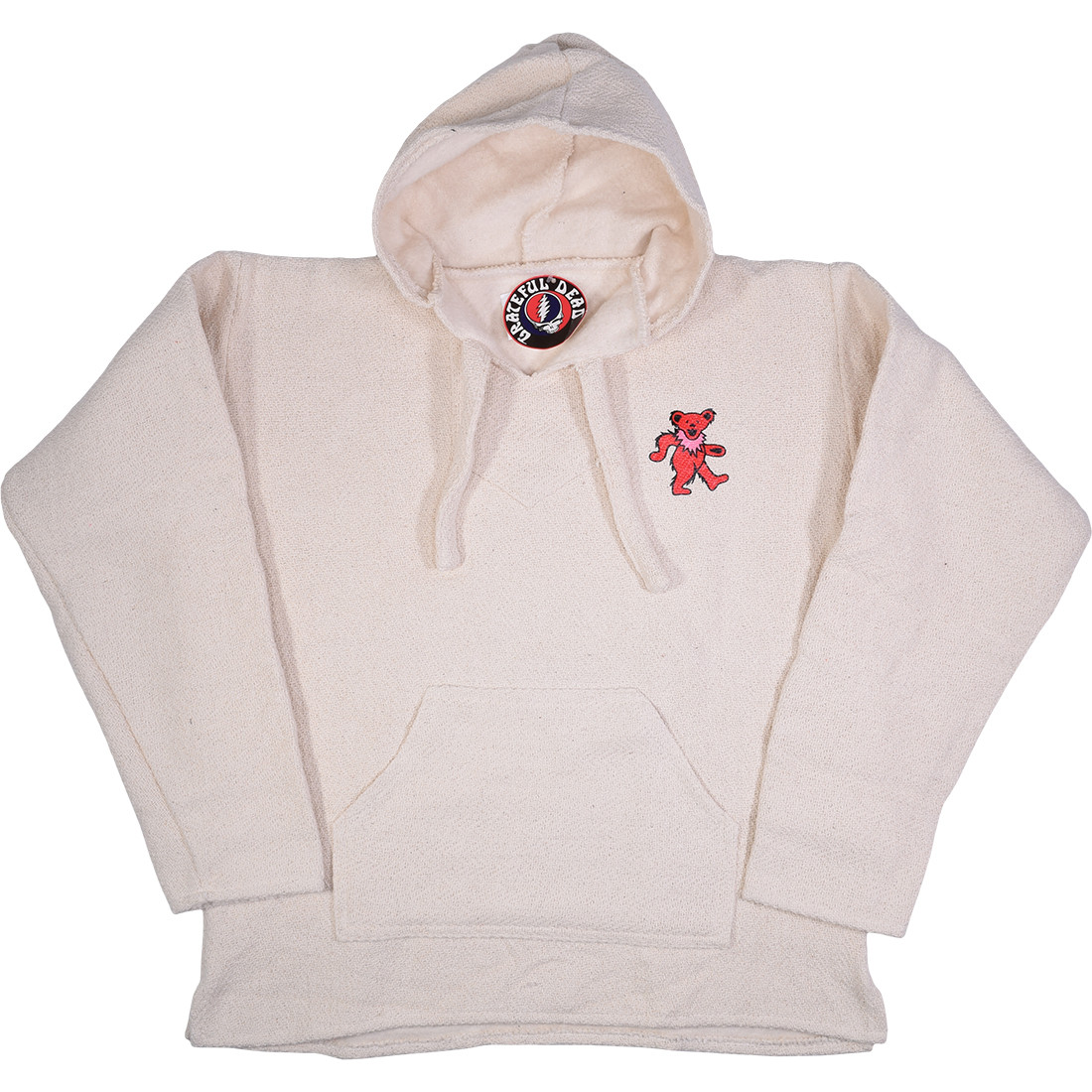 GD Dancin Bears Natural Baja Hoodie