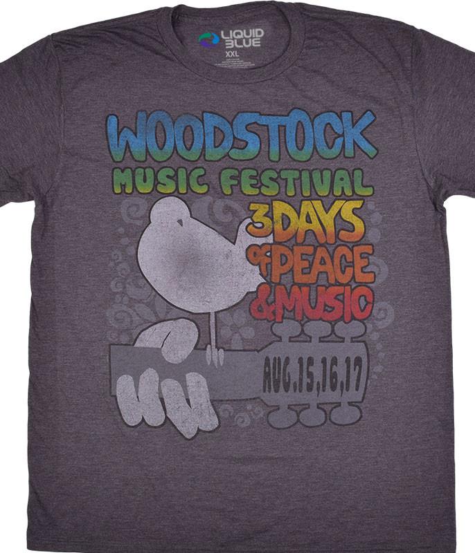 Freedom Festival Dark Heather Poly-Cotton T-Shirt