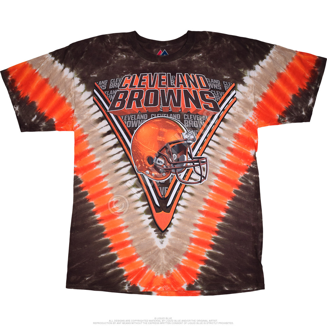 cleveland browns tee shirts
