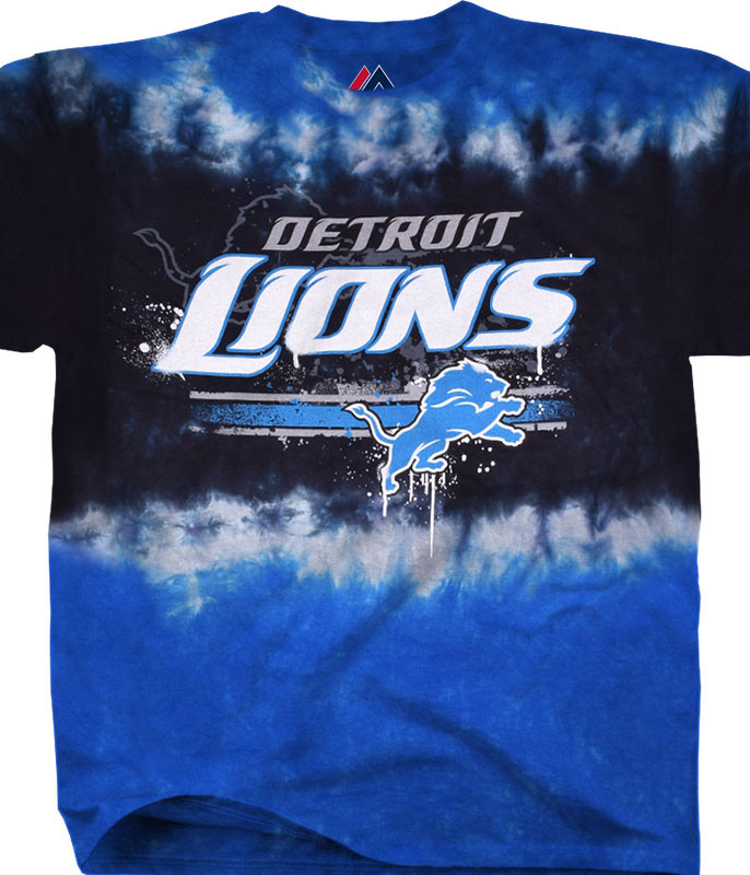 space dye detroit lions youth