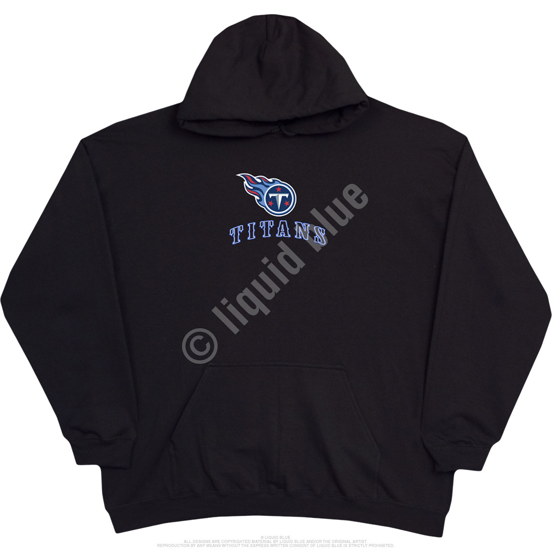 Tennessee Titans Running Back Black Hoodie
