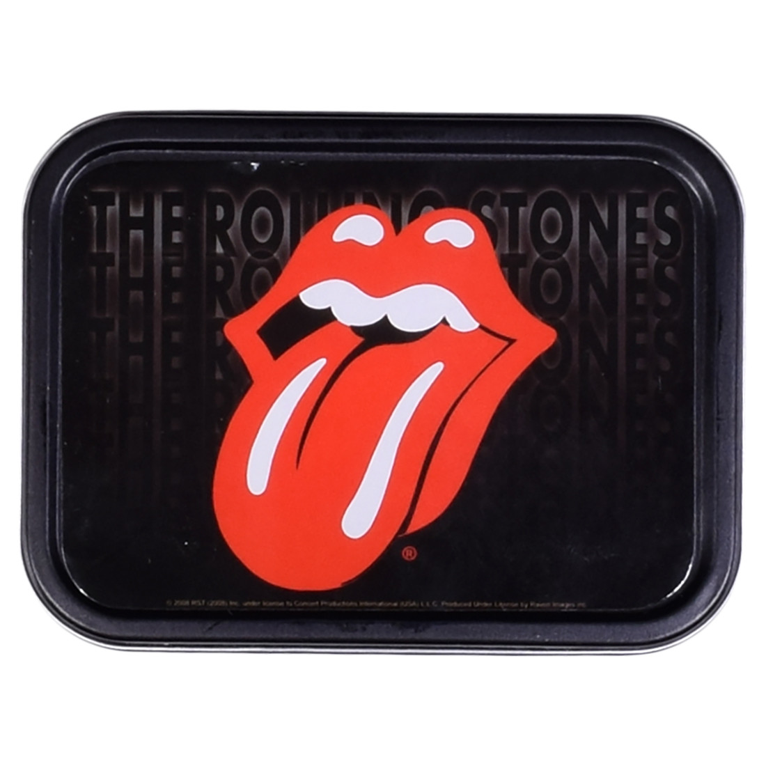 Rolling Stones One Tongue Stash Tin