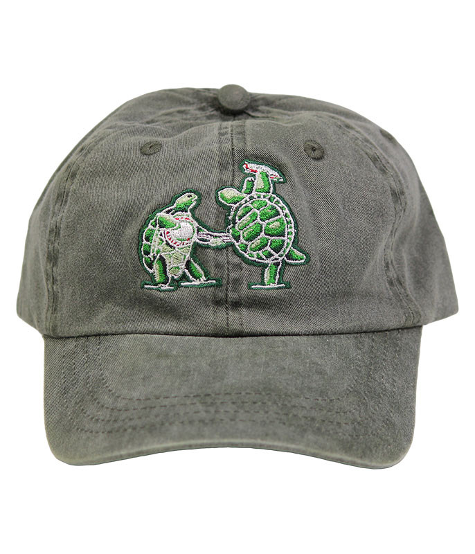 Grateful Dead Terrapin Station Green Hat