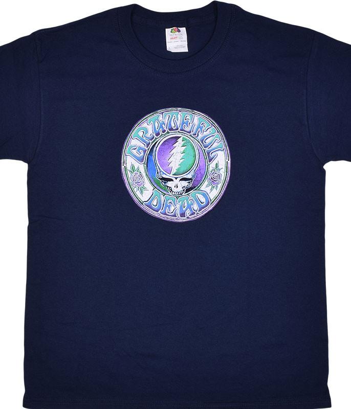GD Batik SYF Youth Navy T-Shirt