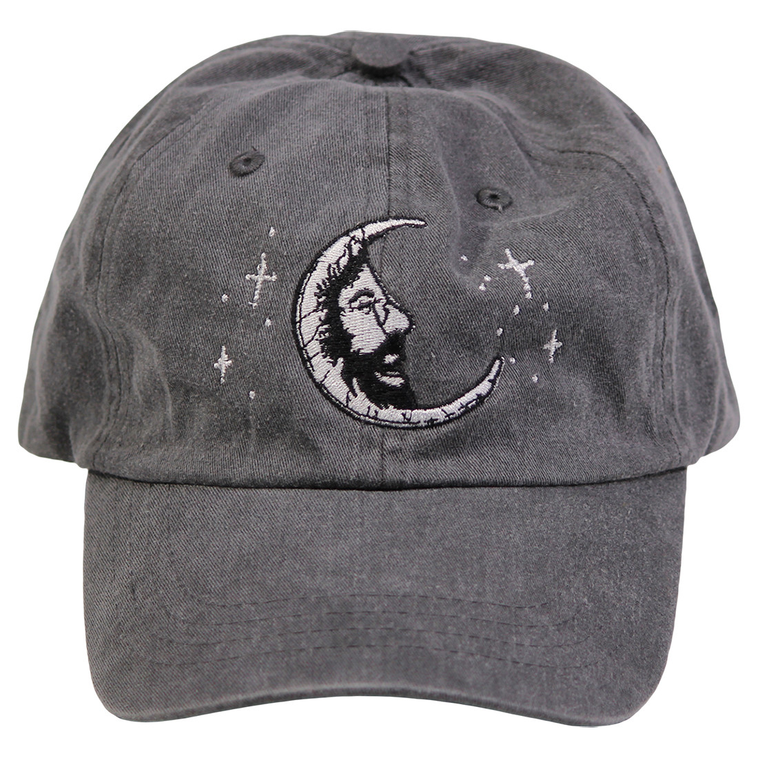 Jerry Moon Grey Hat